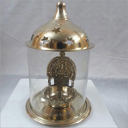 Glass Udupi Sinhasan