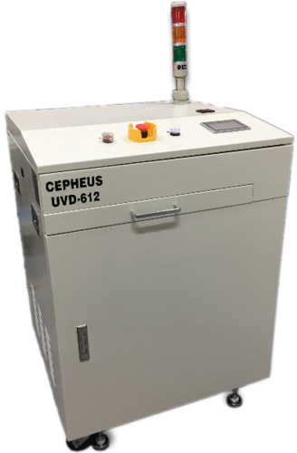 Semi-Auto LED UV Irradiation Machine