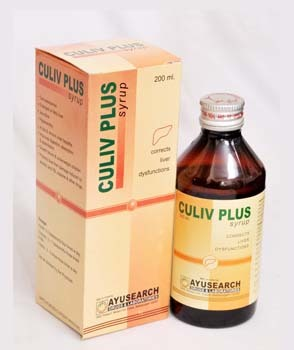 Culiv Plus Syrup