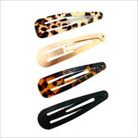 Metal Tik Tak Hair Clips