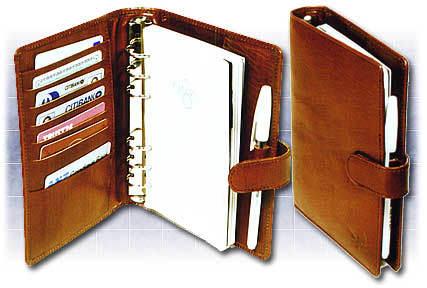 Leather Organiser