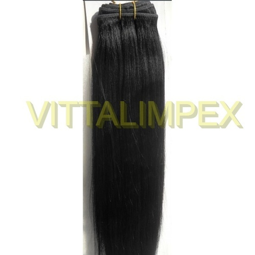 Machine Weft Straight Hair Extensions