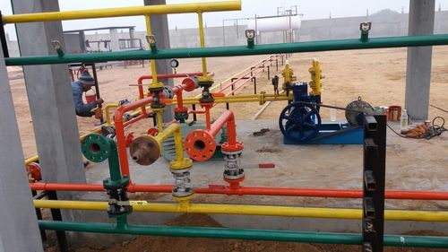 Gas Pipe Fitting Services