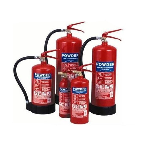 Powder Type Fire Extinguisher ISI