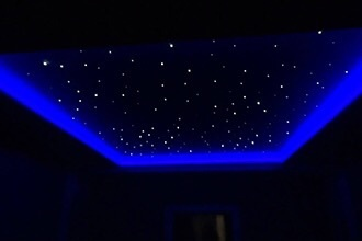 Home Theater Fibre Optic Light