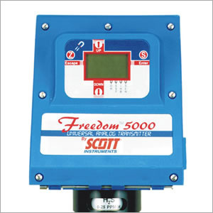 Portable and Fixed Gas Detection Meter