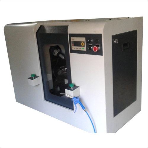 Deburring Machine Enclosure