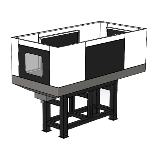 Quality Testing Machine Enclosure