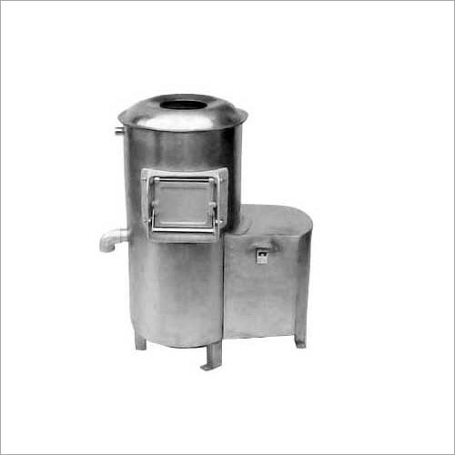 Commercial Potato Peeler