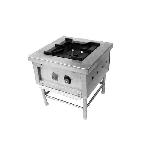 Single Gas Burner Range