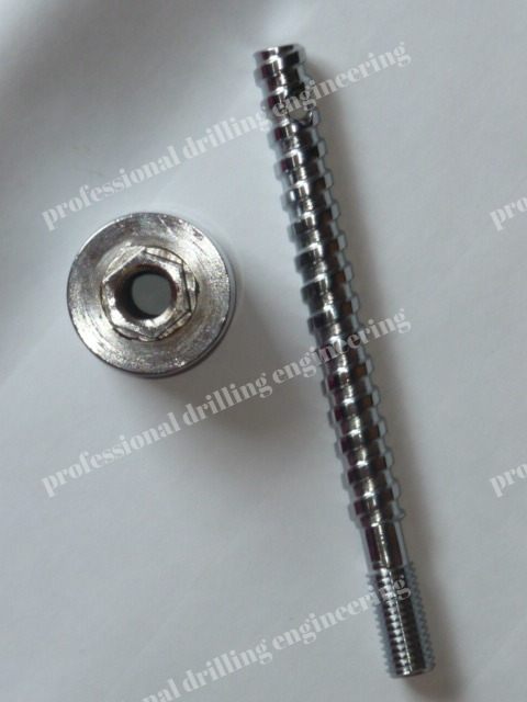 Core Drill Clamping Tool