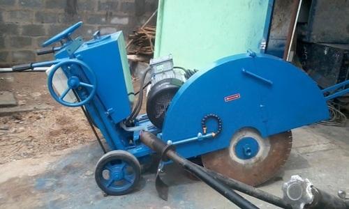Concrete Grove Cutting Machine