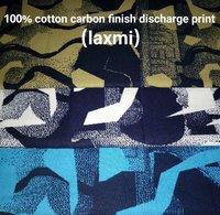 Shirting Carbon Finish Discharge Print (Laxmi) 58
