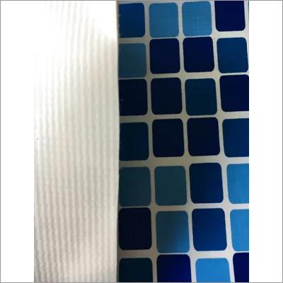 PVC Tarpaulin For Swimming Pool Bottom Or Foot Line