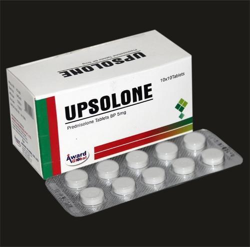 Upsolone (Prednisolone) Tablets