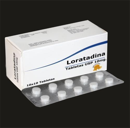 Loratadine Tablets USP 10mg