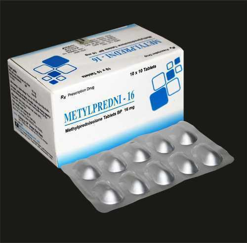 Methylprednisolone Tablets BP 16mg