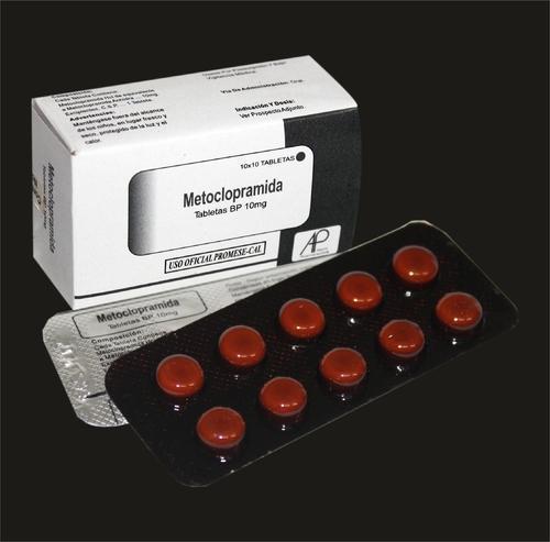 Metoclopramide Tablets BP 10mg