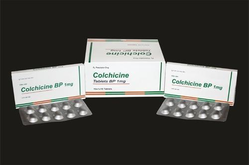 Colchicine Tablets BP 1mg