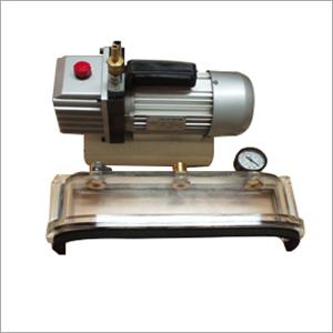 Vacuum Box With Pump