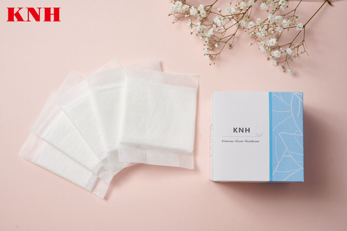 High Quality Carnation Sanitary Pads Ultra Thin Refreshing Wings
