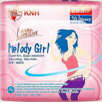 Carnation Sanitary Napkin (Ultra Thin Melody Girl)