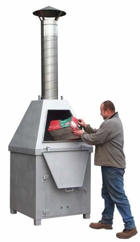 Paper Waste Incinerator