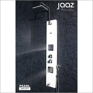 PEARL - Steel Matte Shower Panel