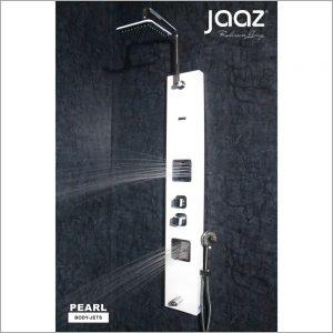 PEARL - Steel Matte Shower Panel
