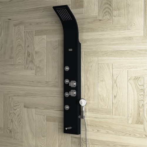 ZION Thermostatic Shower Panel