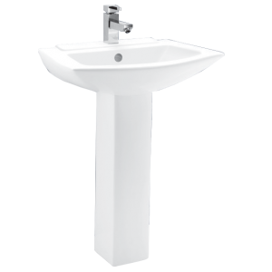 Flagtin Wash Basin Full Pedestal
