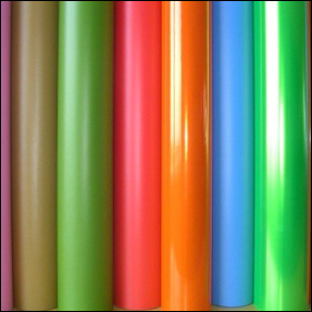 Opaque Rigid PVC Films