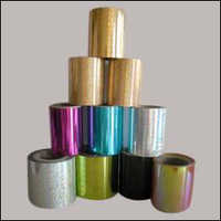 Silver Poly Laminated Films