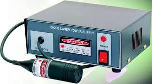Diode Lasers (Green Colour) with Power Supply