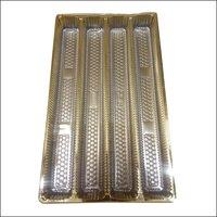 Golden Sweet Tray ( 4 Line Inner)
