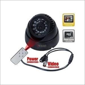 Memory Card Based CCTV