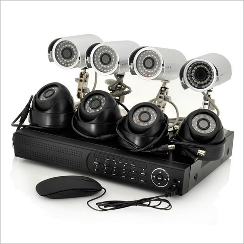 08 Channel DVR System - HD