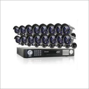 16 Channel NVR System