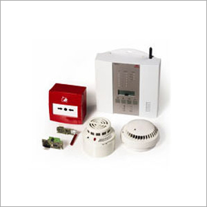 Fire and Smoke Alarm System