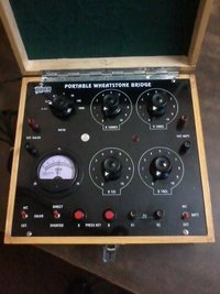 Portable Wheatstone Bridge