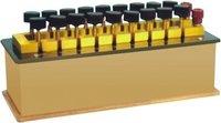Resistance Box Plug Type (Constantan Coil)