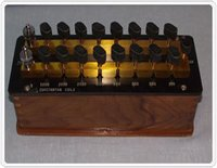 Resistance Box Dial Type (Constantan & Manganin)