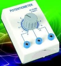Wire wound Potentiometer Simple Rheostat