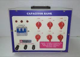 Loading Capacitor Bank