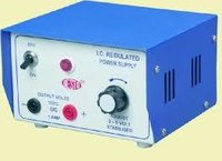 Stabilized Power Supply (Variable 0-5v, 1a) 1