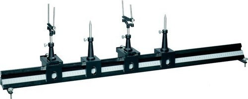 Optical Bench - Triangular Rail Type