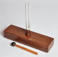 Resonance Box with Tuning Fork