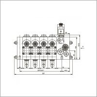 Proportional Flow Sharing Direction Control Valve