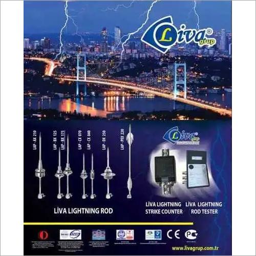 Liva ESE lightning arrester