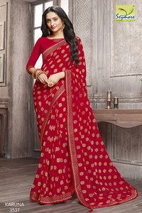 Indian Designer Casual Saree